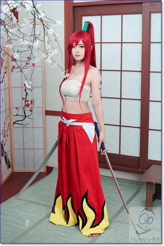 Красивые картинки косплей Хвост Феи аниме (12)