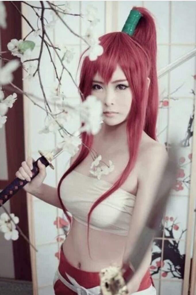 Красивые картинки косплей Хвост Феи аниме (17)