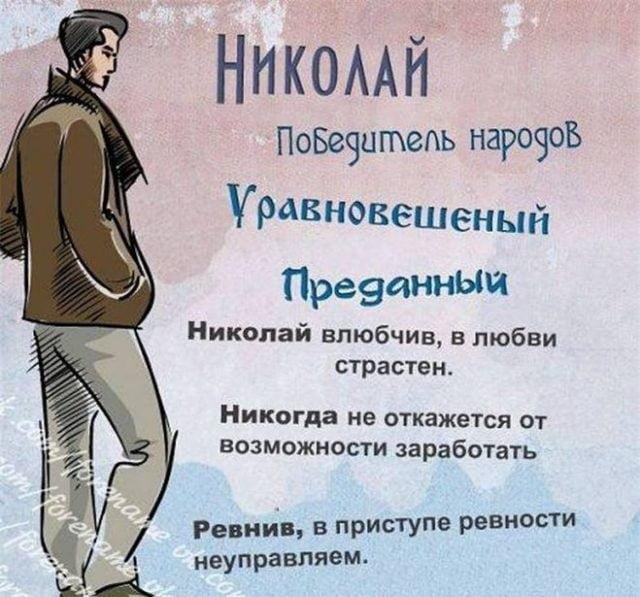 Красивые картинки на именины Николая с днём ангела (2)