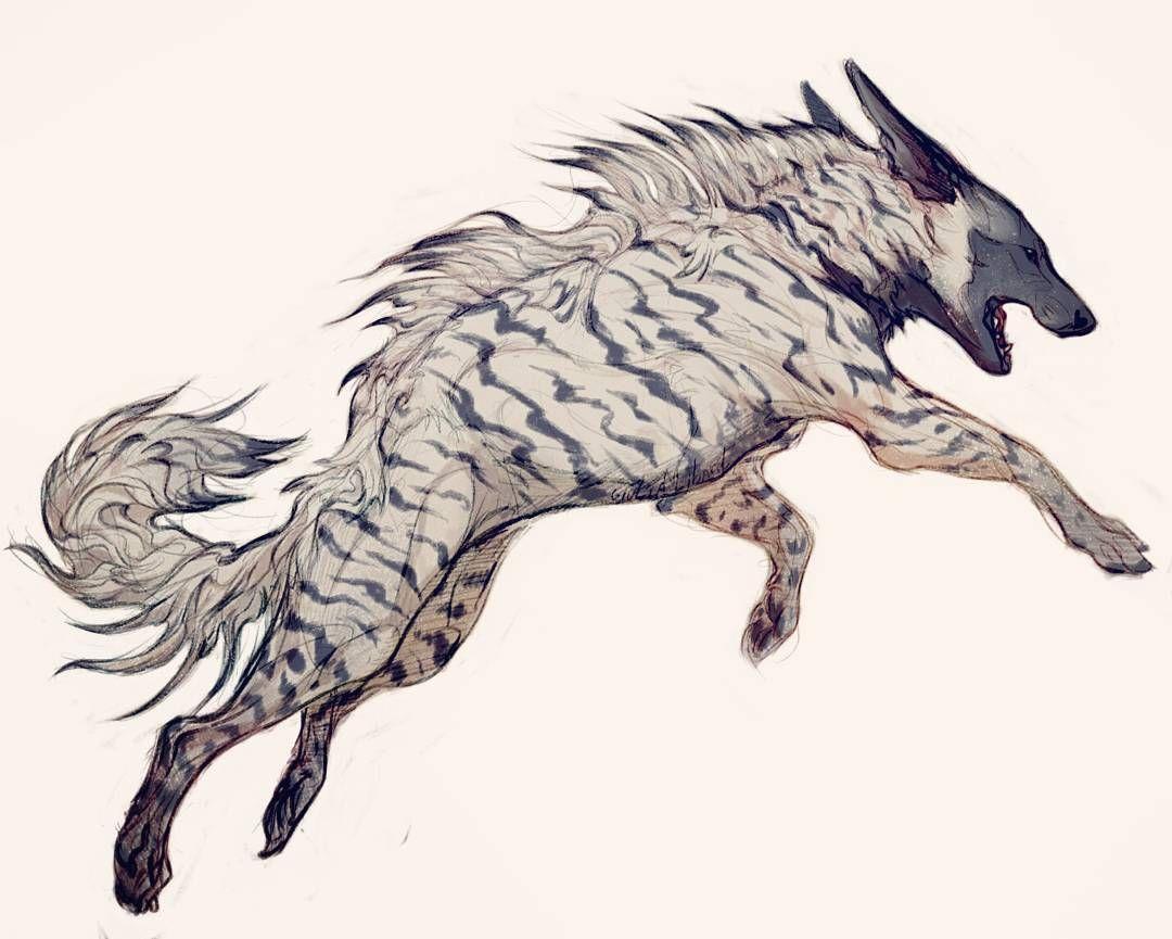 Красивые картинки про собак карандашом (1)