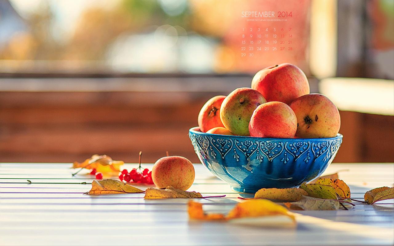 Красивые картинки сентябрь на рабочий стол (4)