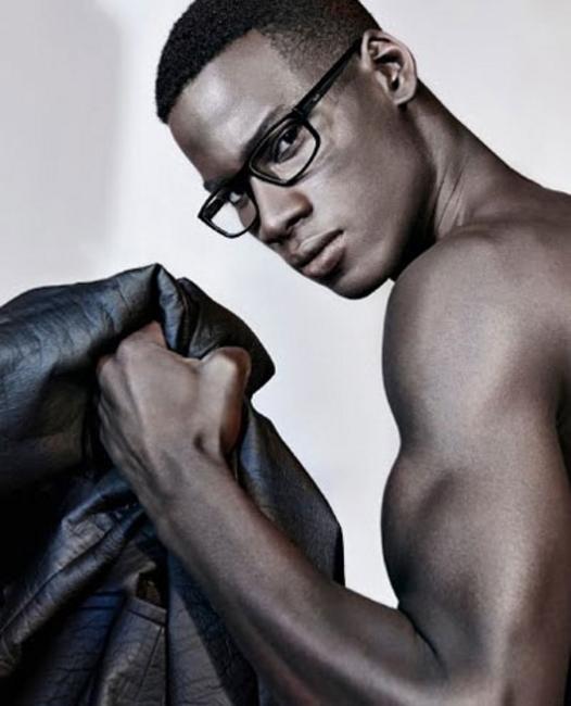 Красивые чернокожие парни - подборка фото (14)