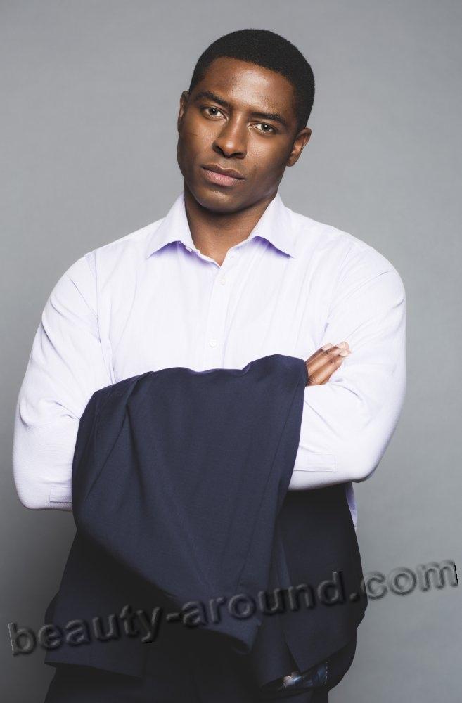Красивые чернокожие парни - подборка фото (18)