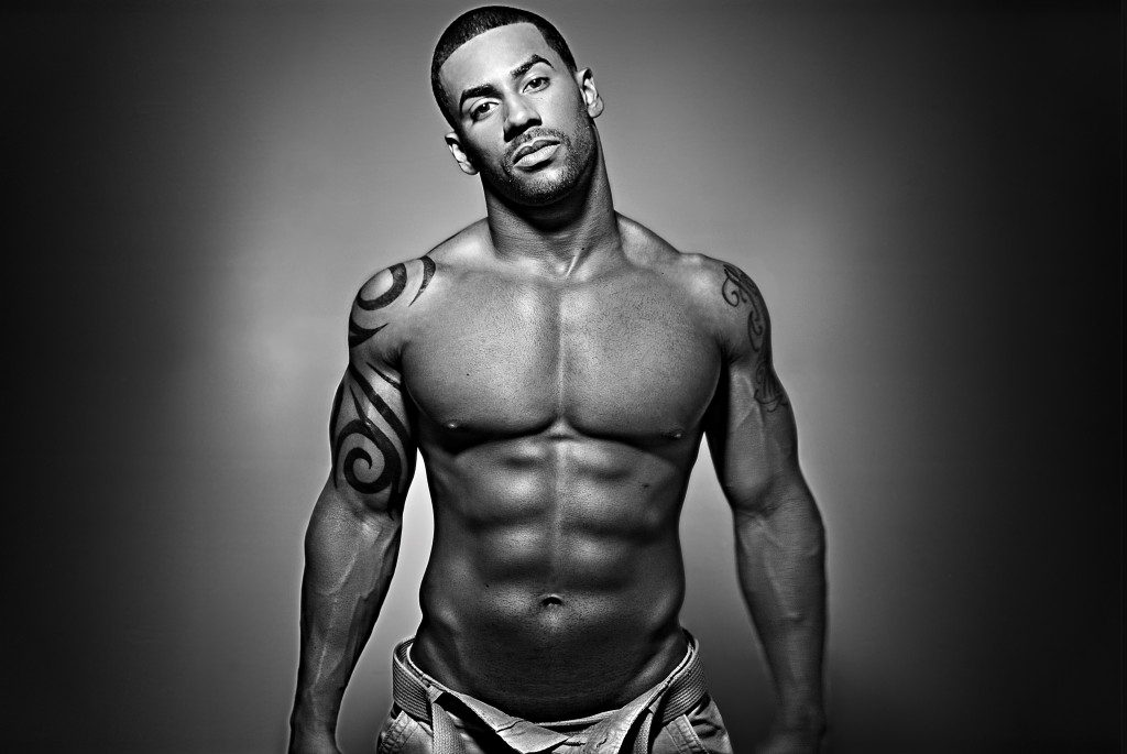 Красивые чернокожие парни - подборка фото (19)