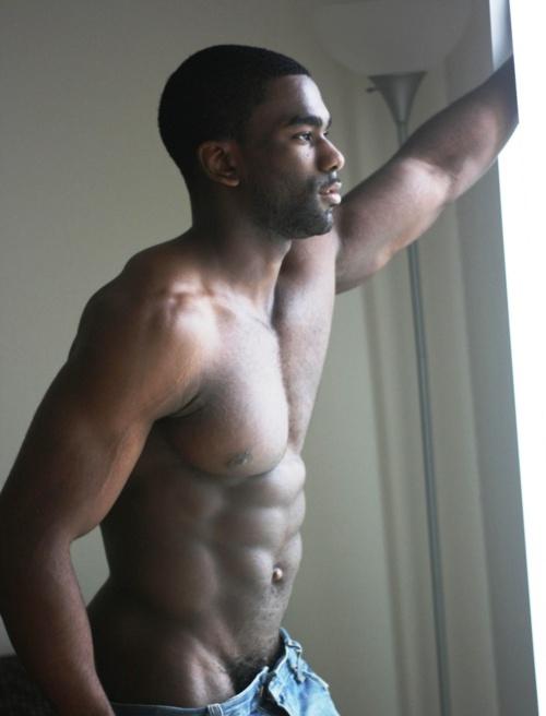 Красивые чернокожие парни - подборка фото (2)