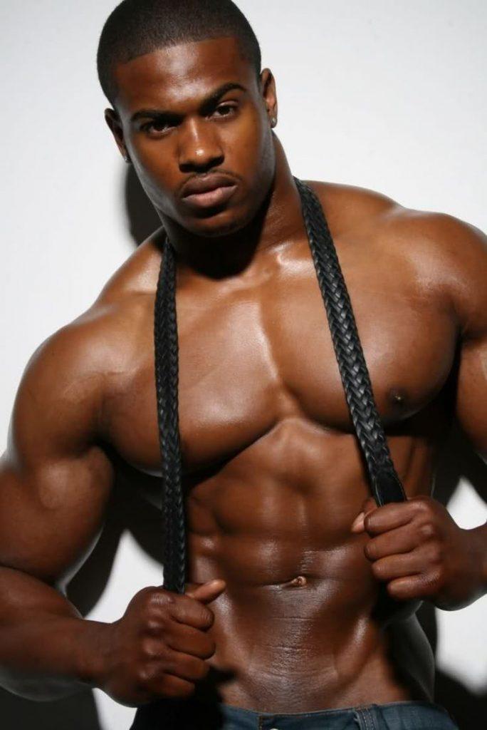 Красивые чернокожие парни - подборка фото (20)