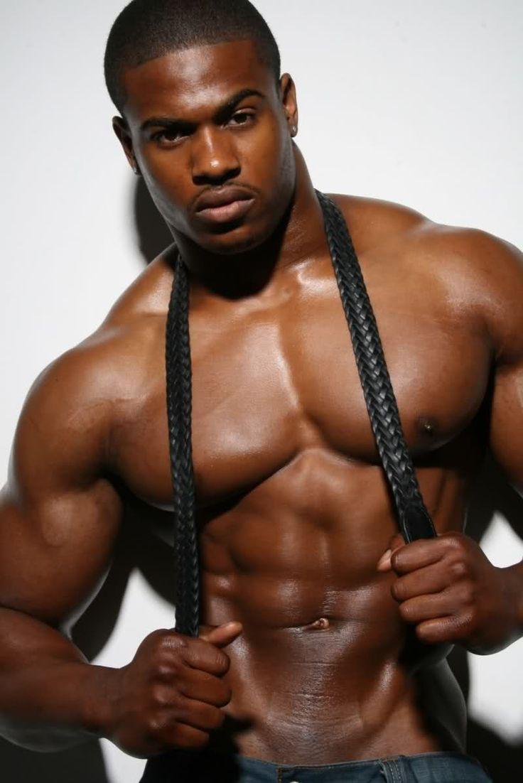 Красивые чернокожие парни   подборка фото (20)