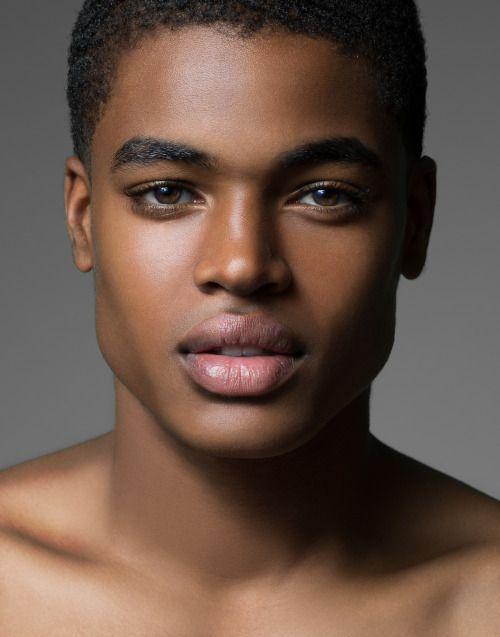 Красивые чернокожие парни - подборка фото (7)