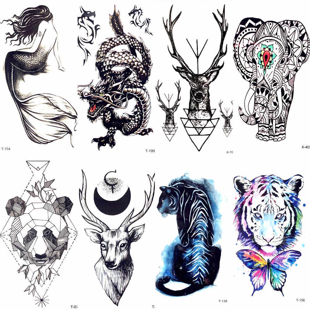 Крутые картинки тату китайский дракон (20)