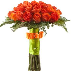 Лучшие букеты из роз на 1 сентября фото (20)