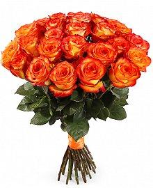 Лучшие букеты из роз на 1 сентября фото (21)