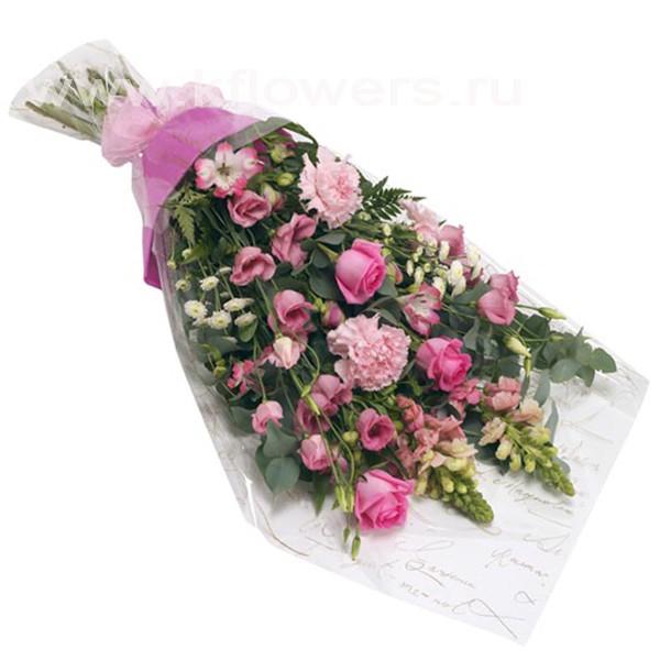 Лучшие букеты из роз на 1 сентября фото (33)