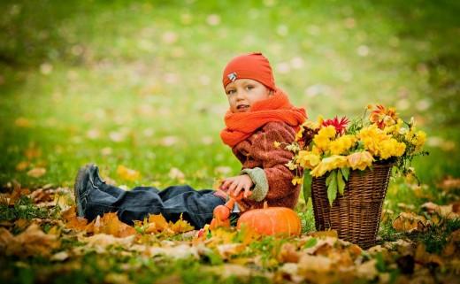 Осень сентябрь картинки для детей - подборка (8)