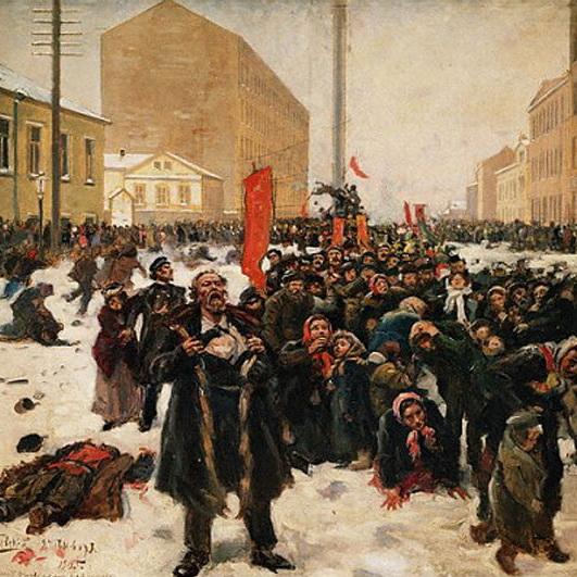 Первая русская революция 1905 1907 гг   причины, ход, итоги (2)