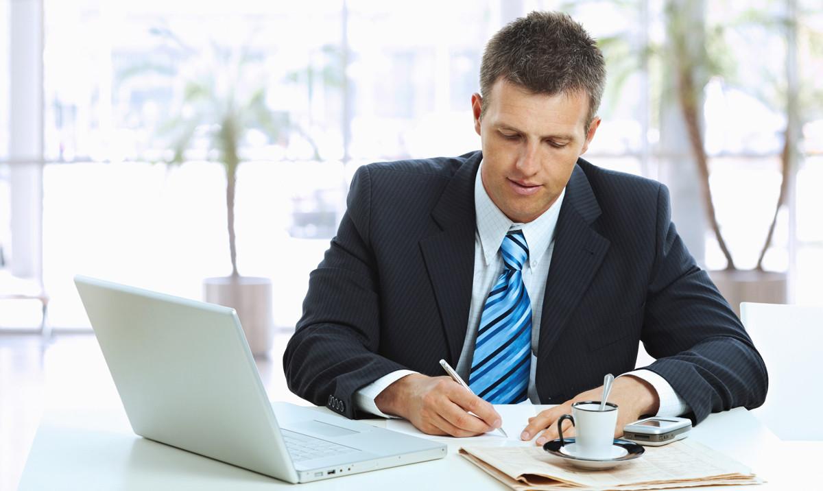 Прикольные картинки мужчина в офисе (2)