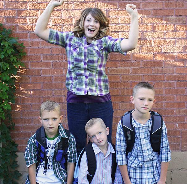 Смешные картинки про 1 сентября для родителей (17)