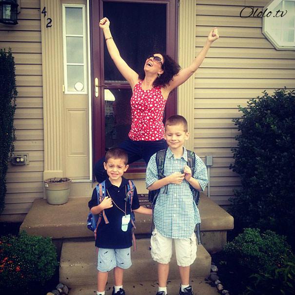 Смешные картинки про 1 сентября для родителей (19)