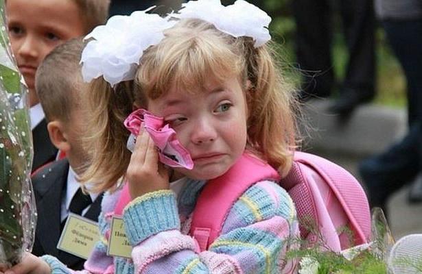 Смешные фото детей на 1 сентября - подборка (13)