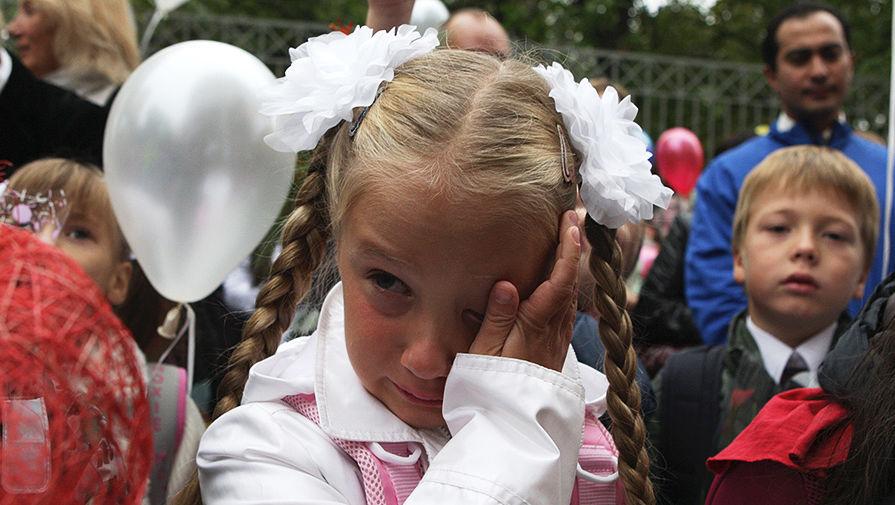 Смешные фото школьников 1 сентября - лучшие фото (17)