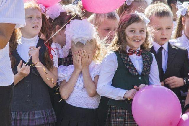 Смешные фото школьников 1 сентября - лучшие фото (8)