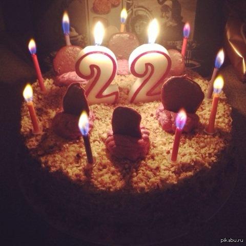 С днем рождения картинки девушке 22 года (10)