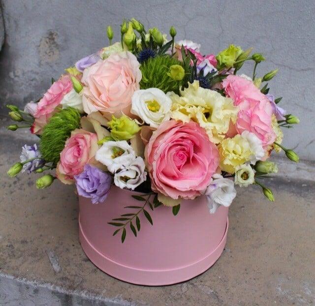 С днем рождения картинки цветы в коробках (7)