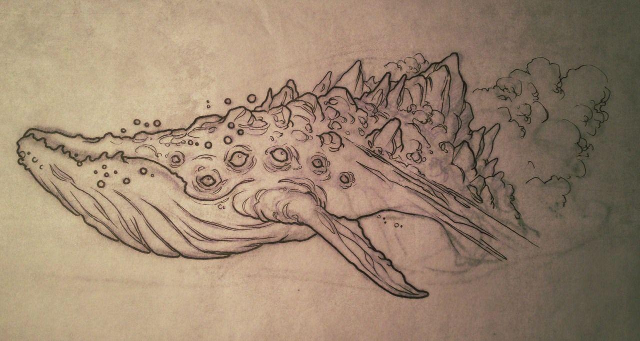 Тумблер картинки для срисовки кит   подборка (14)