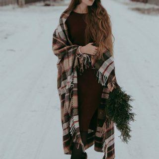 Фотосессия с пледом   красивые фото (15)