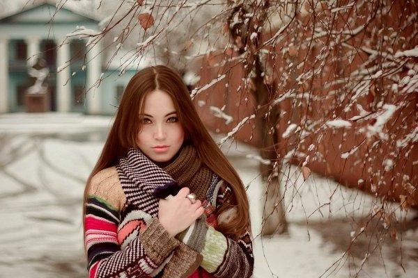 Фотосессия с пледом - красивые фото (6)