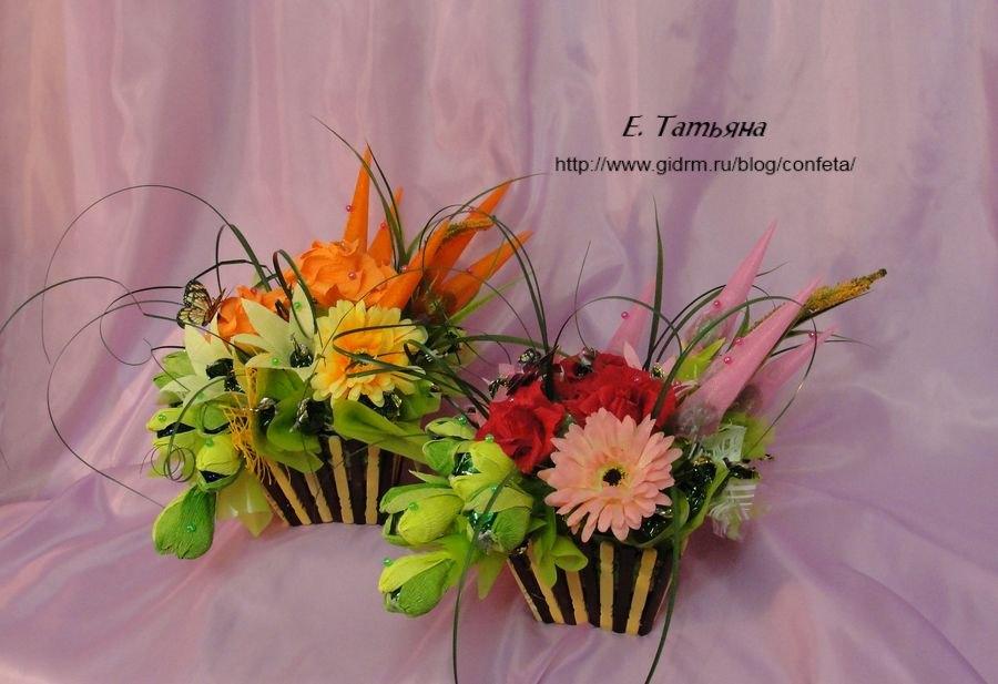 Цветочные композиции к дню учителя   фото (17)