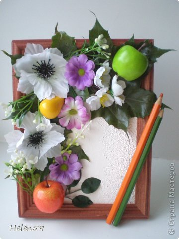 Цветочные композиции к дню учителя   фото (9)