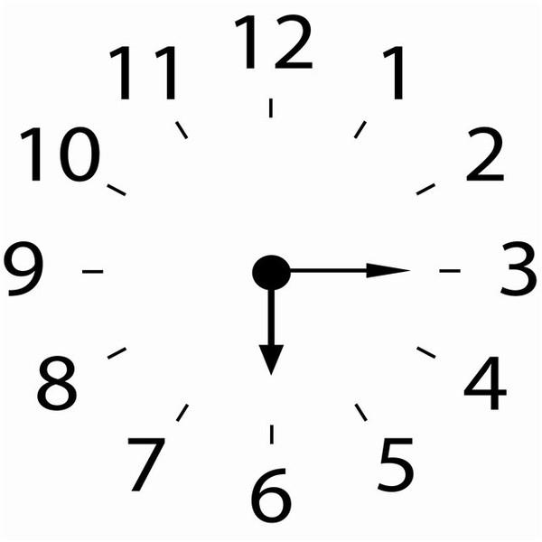 Часы распечатать для обучения   подборка (3)