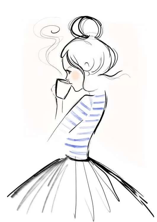 Что нарисовать когда нет фантазии для девочек 12 лет (10)