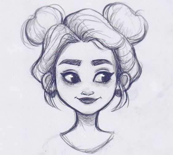 Что нарисовать когда нет фантазии для девочек 12 лет (21)