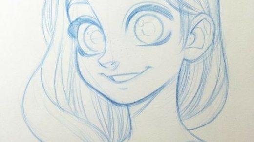 Что нарисовать когда нет фантазии для девочек 12 лет (33)