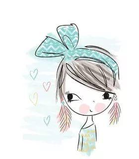 Что нарисовать когда нет фантазии для девочек 13 лет - рисунки (1)