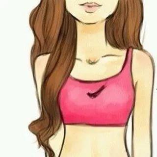 Что нарисовать когда нет фантазии для девочек 13 лет - рисунки (20)