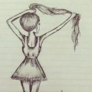 Что нарисовать когда скучно для девочек 10 лет легкие и простые рисунки (16)