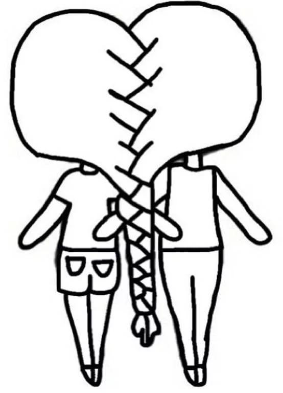 Что нарисовать когда скучно для девочек 10 лет легкие и простые рисунки (7)