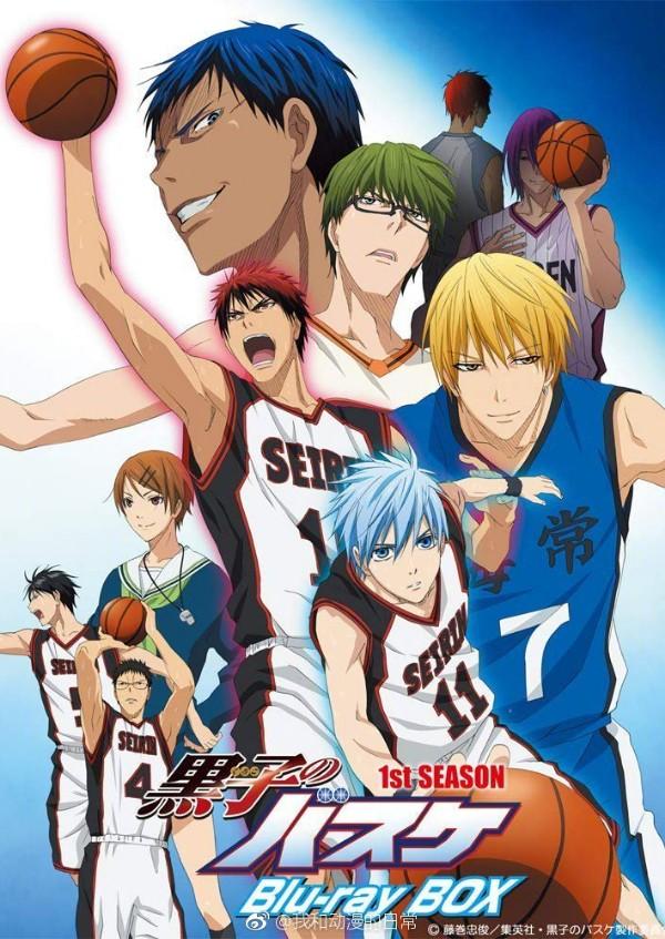 Аниме Баскетбол Куроко - лучшие картинки (20)