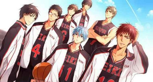 Аниме Баскетбол Куроко - лучшие картинки (9)