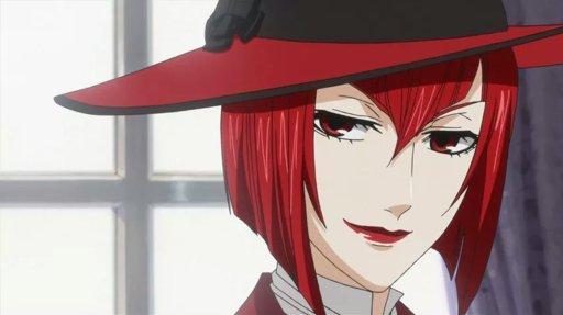 Аниме персонажи с короткими красными волосами - картинки (13)