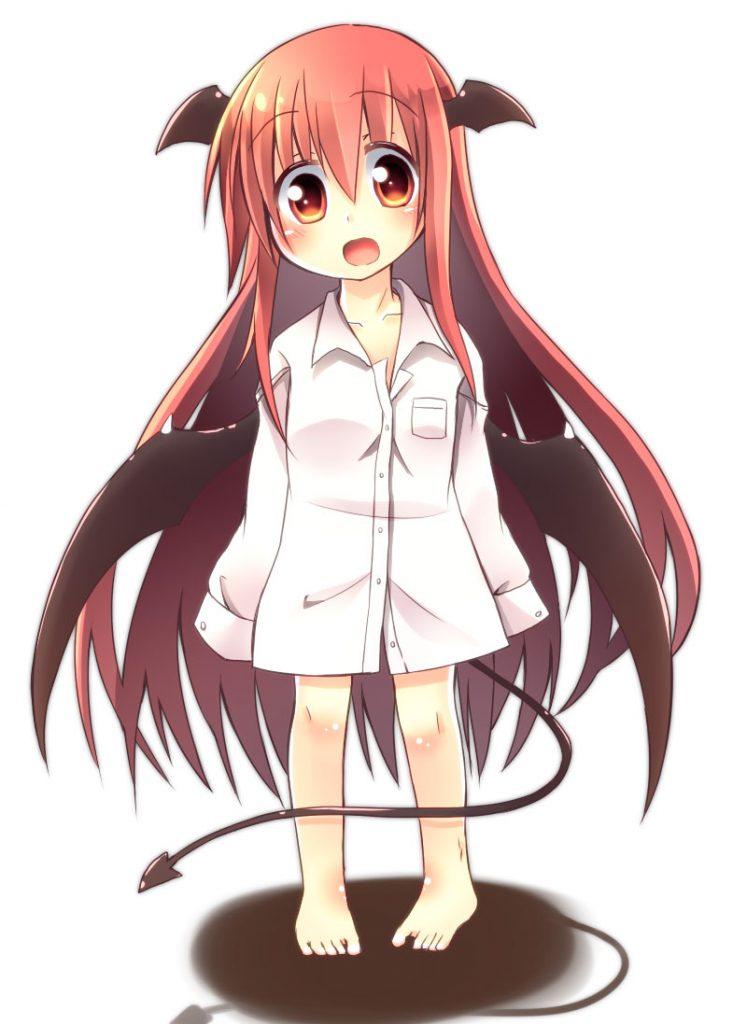 Аниме персонажи с короткими красными волосами - картинки (19)