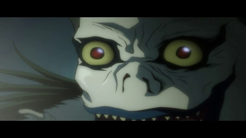 Аниме тетрадь смерти картинки Рюка008