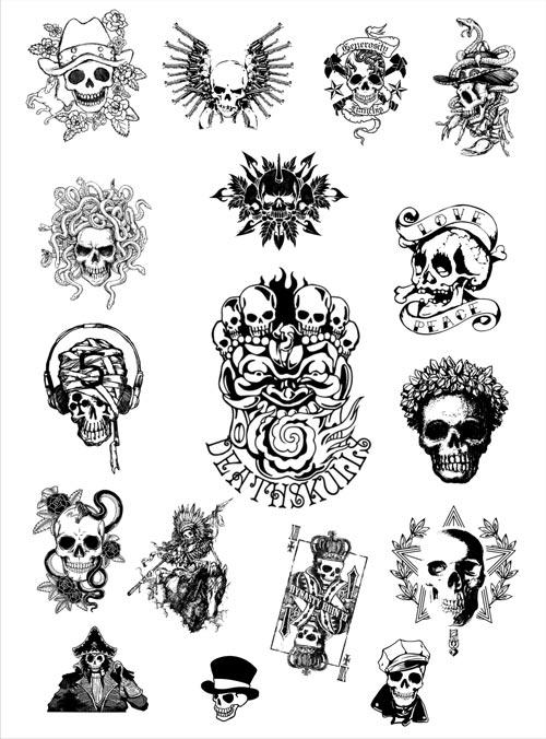 Ведьмак 3 татуировки в отличном качестве (24)