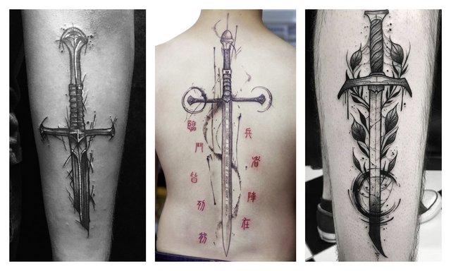 Ведьмак 3 татуировки в отличном качестве (5)