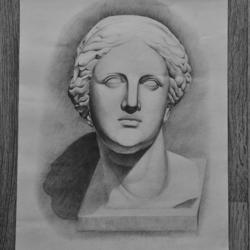 Венера Милосская рисунок - подборка (3)