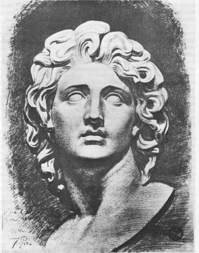 Венера Милосская рисунок - подборка (6)