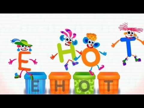 Веселая буква картинки для детей и малышей011