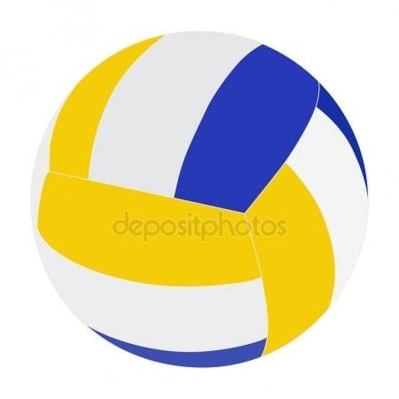 Волейбол нарисованные картинки003